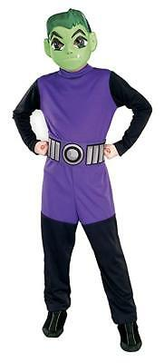 Teen Titans Go - Beast Boy Child Costume