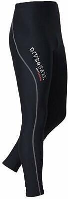 DIVE & SAIL Men's Wetsuit Pants 1.5mm Neoprene Diving Snorkeling Scuba Surf (Neoprene Wetsuit Pants)