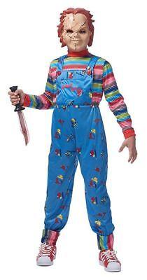 Chucky Kind Kostüme (Kostüm Kultur Franco Kinder Play Chucky Kind Jungen Halloween Kostüm 49915)
