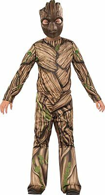 Rubies Guardians Of The Galaxy Groot Rakete Kind Jungen Halloween Kostüm (Groot Halloween Kostüm)