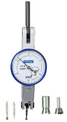 Fowler 52-562-001-0 X-test Dial Test Indicator .060 Range .0005 Graduation