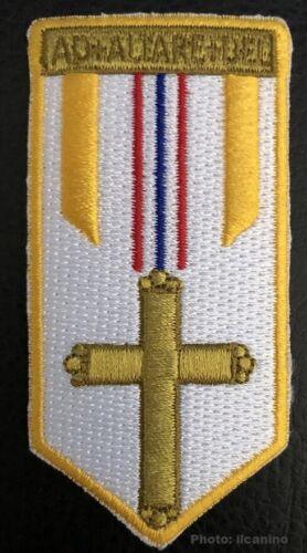 Catholic Scout AD ALTARE DEI Medal/Award patch - Boy, Venturing, Explorer, Sea
