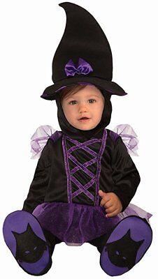 Infant Toddler Kiddie Witch Costume - Kiddie Kostüm