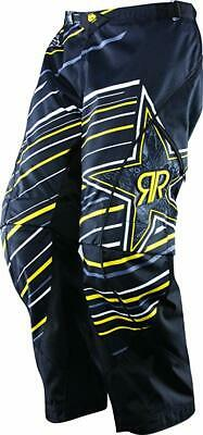 NEW ANSWER A13 Mode Rockstar Over The Boot Pant Black motocross atv off road  Mode Off Road Pants