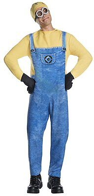 Rubies Despicable Me 3 Minion Jerry Gru Kevin Mens Halloween Costume 820498