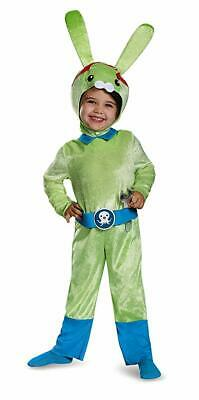 New Octonauts Tweak Bunny Costume Small (2T) (Bunny Costume 2t)
