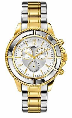 Versus by Versace Men's SGN060013 Tokyo Chronograph Stainless Steel Watch