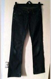 Mustang Mens Jeans Trouser W28 L32