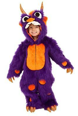 Morris The Monster Costume (Princess Paradise Morris the Monster Children's Costume,)
