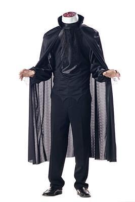 Mens Headless Halloween Costumes (Men's Headless Horseman Halloween Costume X-LARGE)