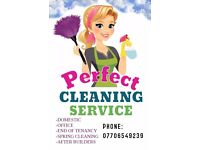 Domestic cleaning, housekeeping