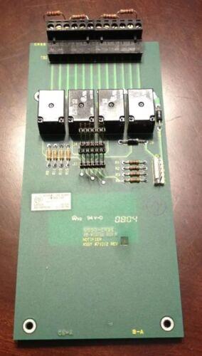 Notifier CRE-4 Control Relay Expander Board