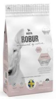 Bozita Robur Sensitive Single Protein Salmon 3kg Lachs weizenfrei Hundefutter