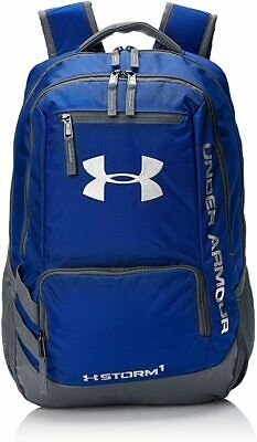 Under Armour Storm Hustle II Backpack Blue/white