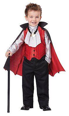 Toddler Dapper Vampire Costume (Toddler Vampire)