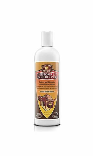 ABSORBINE Leather Therapy Leather Restorer & Conditioner, 8oz