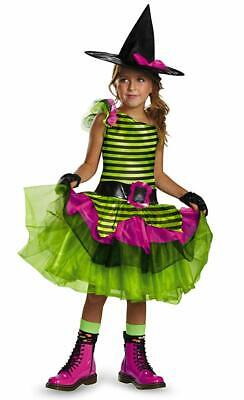 4t Witch Costume (New Disguise Whimsy Witch Costume XS)
