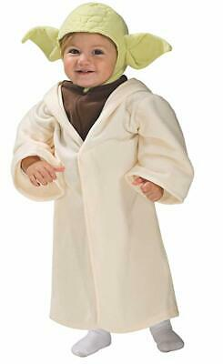 Yoda Girl Costume (Star Wars Yoda Toddler Costume (1-2)