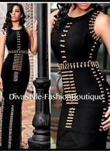 Bandage Luxurious Bodycon Cocktail Evening Formal Dress Gowns Surfers Paradise Gold Coast City Preview