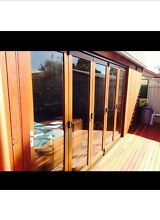 Bifold doors all sizes  Eastgardens Botany Bay Area Preview