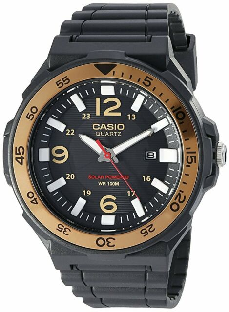 casio mrws310h 9bv mens tough solar divers watch 100m wr analog casio solar powered mrws310h 9bv mens watch tough analog automatic black gold
