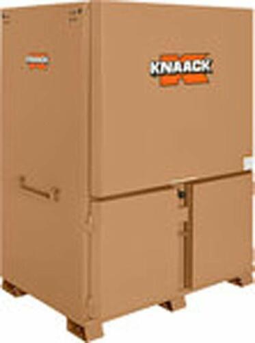 Knaack 119-01 Field Station Jobsite Gang Box Excellent Condition