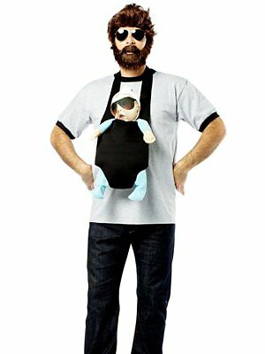 Rasta Imposta Vegas Aftermath Alan The Hangover Men Halloween Costume 2902 (The Hangover Halloween Costumes)