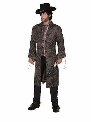 Western Outlaw Costume (Adult Renegade Outlaw Western Bandit Costume)