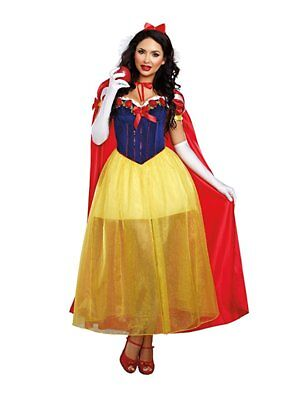 Dreamgirl Happily Ever After Fairytale Dwarf Womens Halloween Costume - Happily Ever After Kostüm