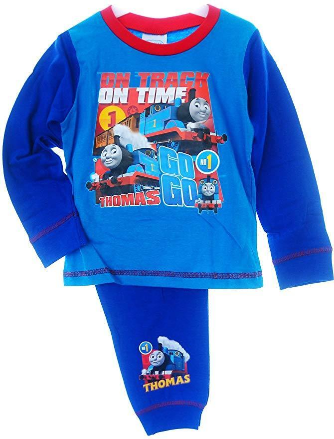 Pyjama SET Schlafanzug Thomas Friends 86 92 98 104 110 Baby & Kinder Hose Shirt