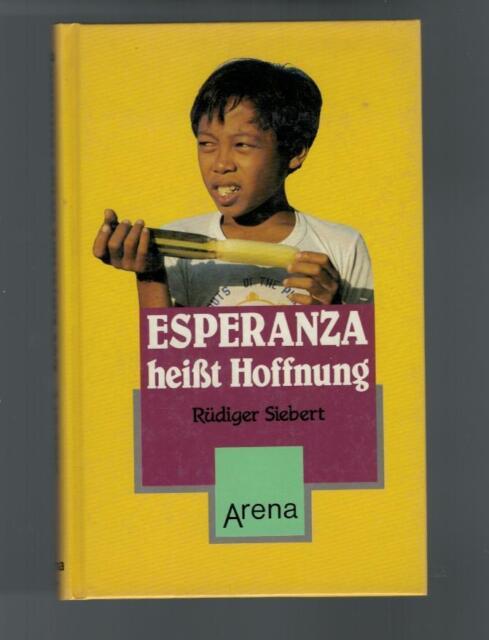Rüdiger Siebert - Esperanza heißt Hoffnung - 1988