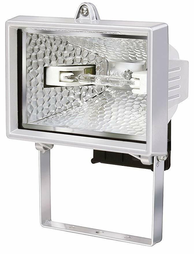 brennenstuhl® Halogenstrahler H 150  IP54 120 Watt  1172250 Fluter weiß