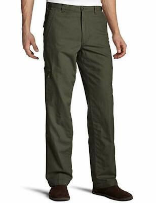 Dockers Men's Big & Tall Comfort Cargo Pants, Rifle Green 40
