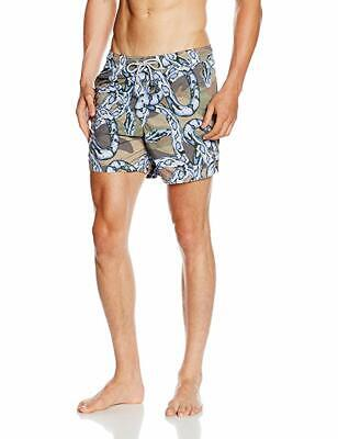 MC2 SAINT BARTH Pocket Fantasy Swim Trunks Sz 3XL