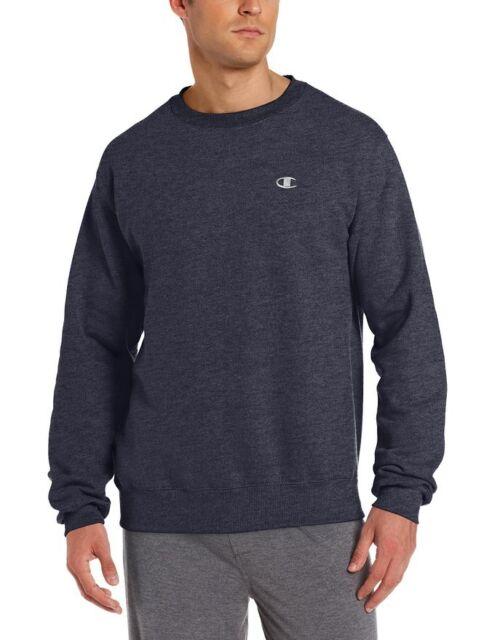 Men's Champion Eco Fleece Crew Neck Sweatshirt XL | eBay