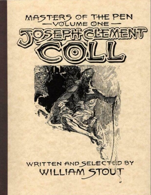Masters Of The Pen Vol 1 Joseph Clement Coll Signed & Numbered By Author 1st Prt