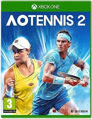 AO Tennis 2 (Xbox One) Game | BRAND NEW | FAST & FREE POST