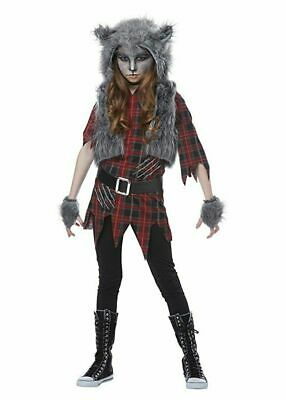 Amscan Boys Hungry Howler Werewolf Kids Child Costume