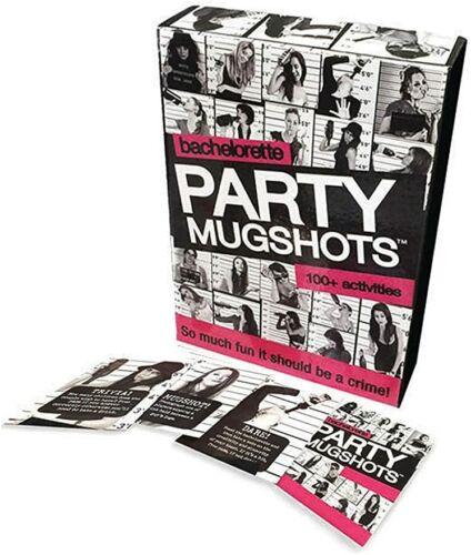 Bachelorette Party Mugshots Game Little Genie