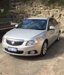 Holden Cruze CDX JH Series II, MY12, 6sp Auto North Fremantle Fremantle Area Preview