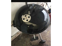 Black Weber BBQ barbecue FREE DELIVERY