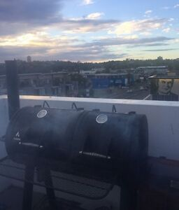 Texas pro pit smoker offset Thornleigh Hornsby Area Preview