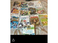 Wii great bundle for family and kids. Keep fit