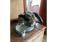Mitre saw for sale like new