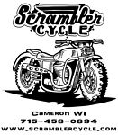 Scrambler Cycle