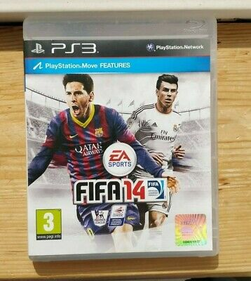 FIFA 2014 Sony Playstation 3 PS3 Soccer Game EA SPORTS Video Game Football for sale  Shipping to Nigeria