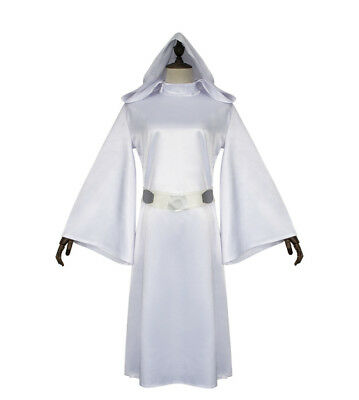 Halloween Christmas Carnival Cosplay Star Wars Princess Leia Costume - Carnival Halloween Costumes