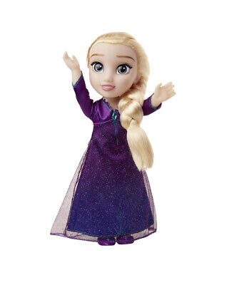 Disney Frozen 2 Into The Unknown Singing Feature Elsa Doll NEW Interactive