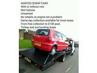 Scrap cars !!!!!!