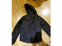 Boys No Fear Jacket with built in headphones